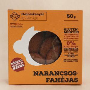 NARANCSOS-FAHÉJAS PALEOKEKSZ